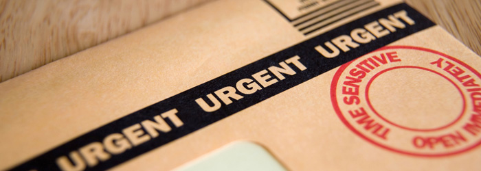 Urgent Envelope
